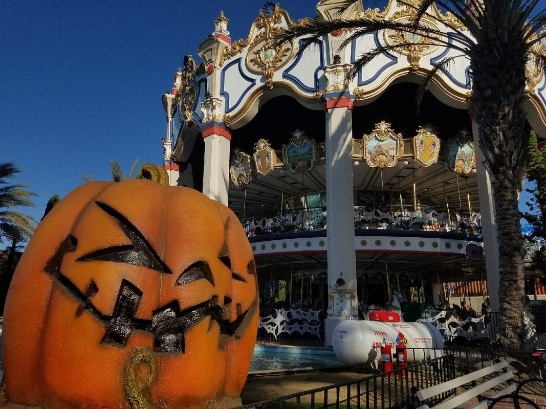 episode 256 – california's great america halloween haunt 2017
