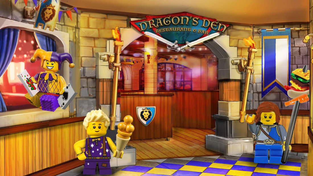 LEGOLAND® CASTLE HOTEL OFFICIALLY OPENING APRIL 27, 2018 AT