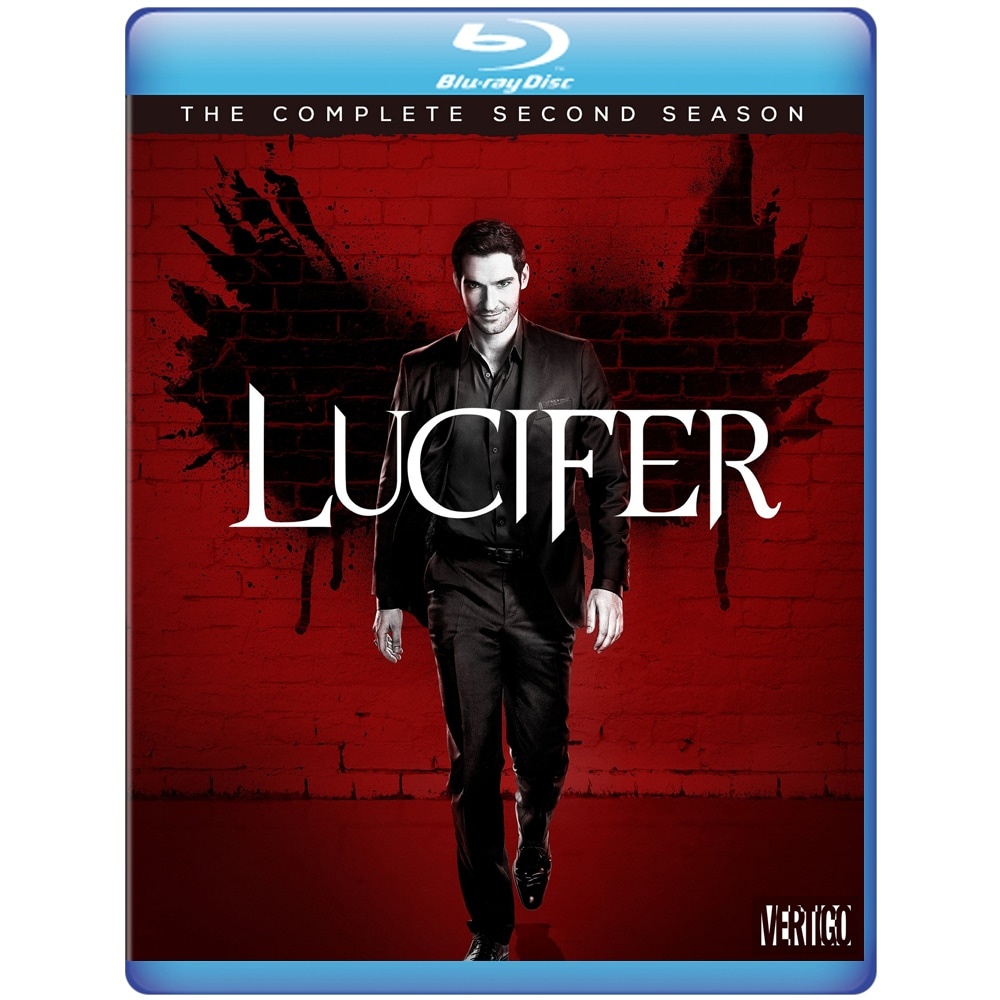 Lucifer: The Complete 2nd Season Coming 8/22 To Blu-ray