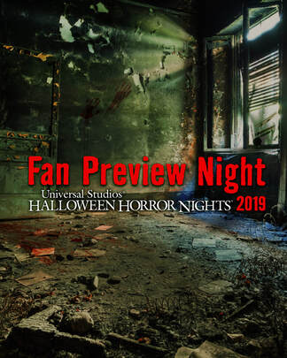 Halloween Horror Nights 2019 Poster.Universal Studios Hollywood Jump Starts Halloween Horror